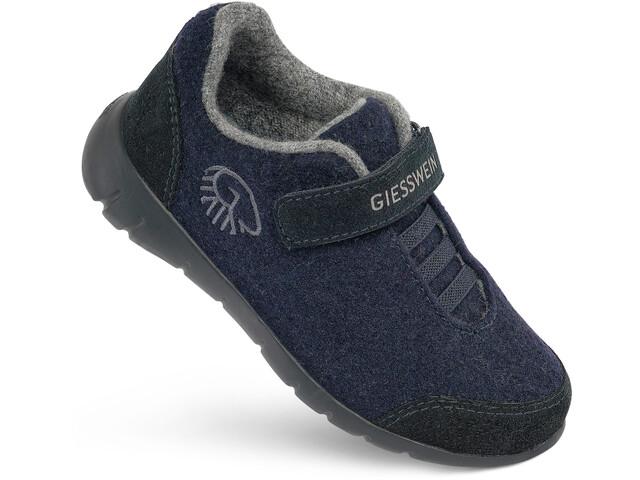 Giesswein Merino Wool Juoksukengät Lapset, dark blue